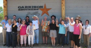 Garrison Brothers Distillery in Hye, Texas