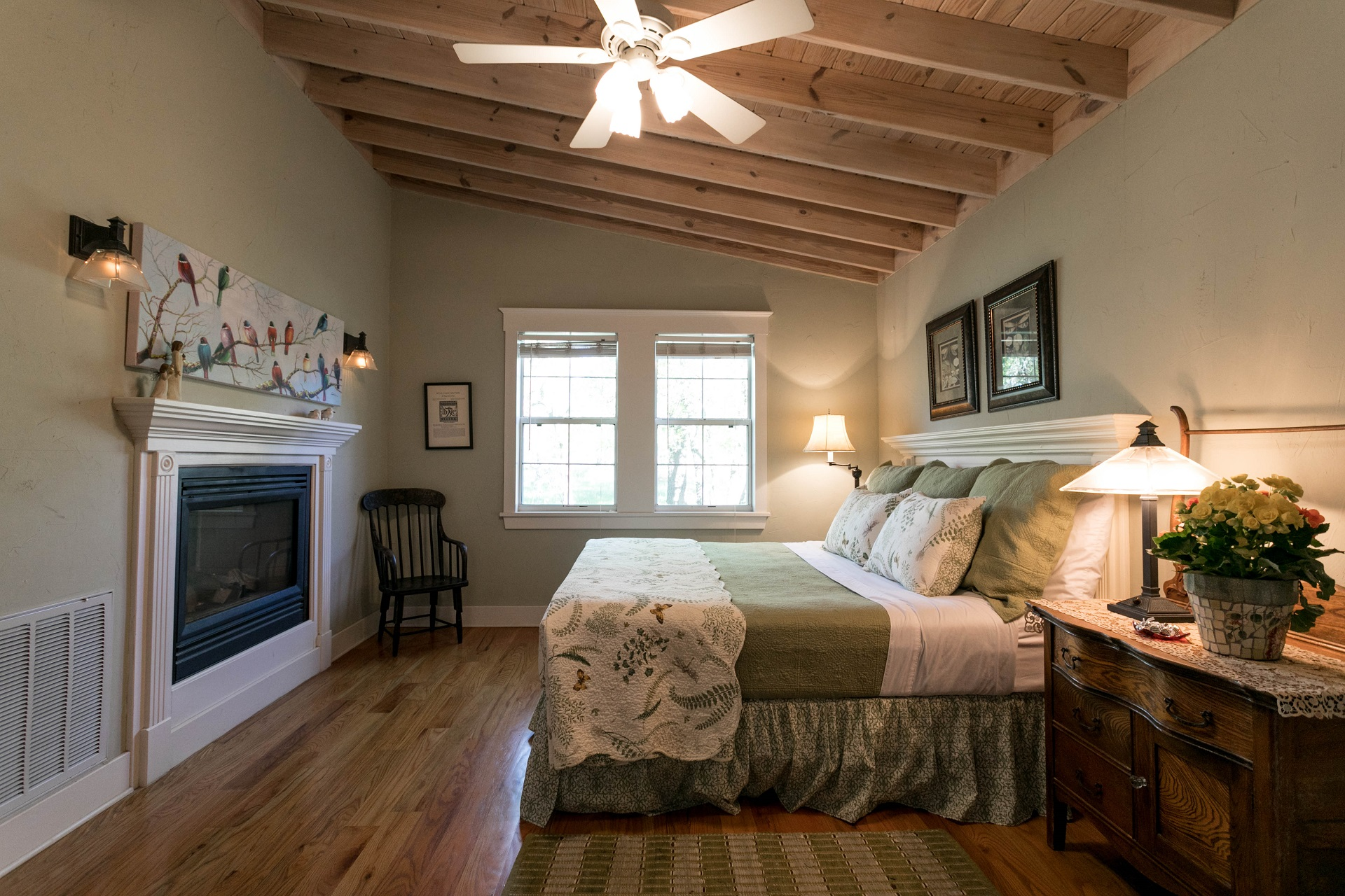 Romantic Fredericksburg Lodging in Texas Book line