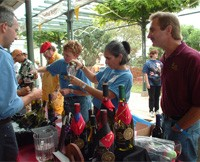 20th Annual Food and Wine Festival in Fredericksburg, Texas