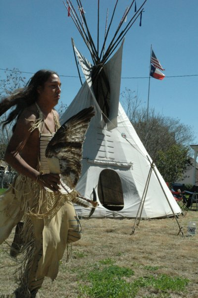Representatives of the Lakota Sioux will conduct demonstrations during the Pioneer Museum's Spring Break activities happening March 10 and 12-17 in Fredericksburg.