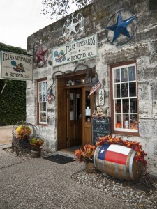 Front of Texas Vineyards and Beyond