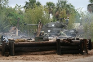 Pacific Combat Zone Reenacment at the Nimitz museum November 13-14