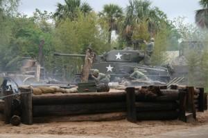 Pacific Combat Zone Reenacment at the Nimitz museum November 13-14