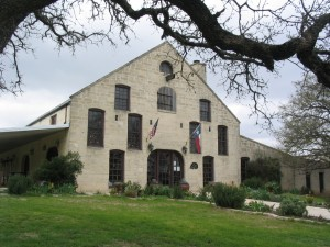 Becker Vineyards in Fredericksburg, Texas